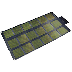 photo: Brunton Solaris 52 solar charger