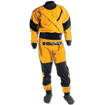 Kokatat Gore-Tex Meridian Kayak Dry Suit with Relief Zipper & Socks