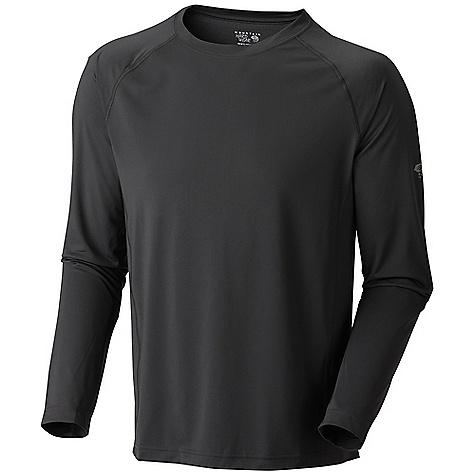 photo: Mountain Hardwear Justo Trek L/S T long sleeve performance top