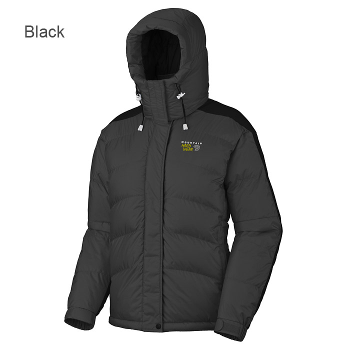 photo: Mountain Hardwear Women's Sub Zero SL Hooded Jacket down insulated jacket