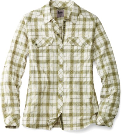 REI Northway Plaid Shirt