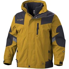 photo: Columbia Accelerator Parka snowsport jacket