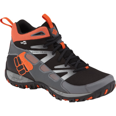 Columbia Pathgrinder Mid Omni-Heat OutDry