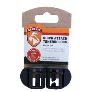 photo: Gear Aid Quick Attach Tension Lock repair kit
