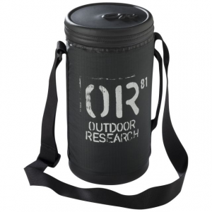 photo: Outdoor Research Cargo Growler Parka hydration accessory