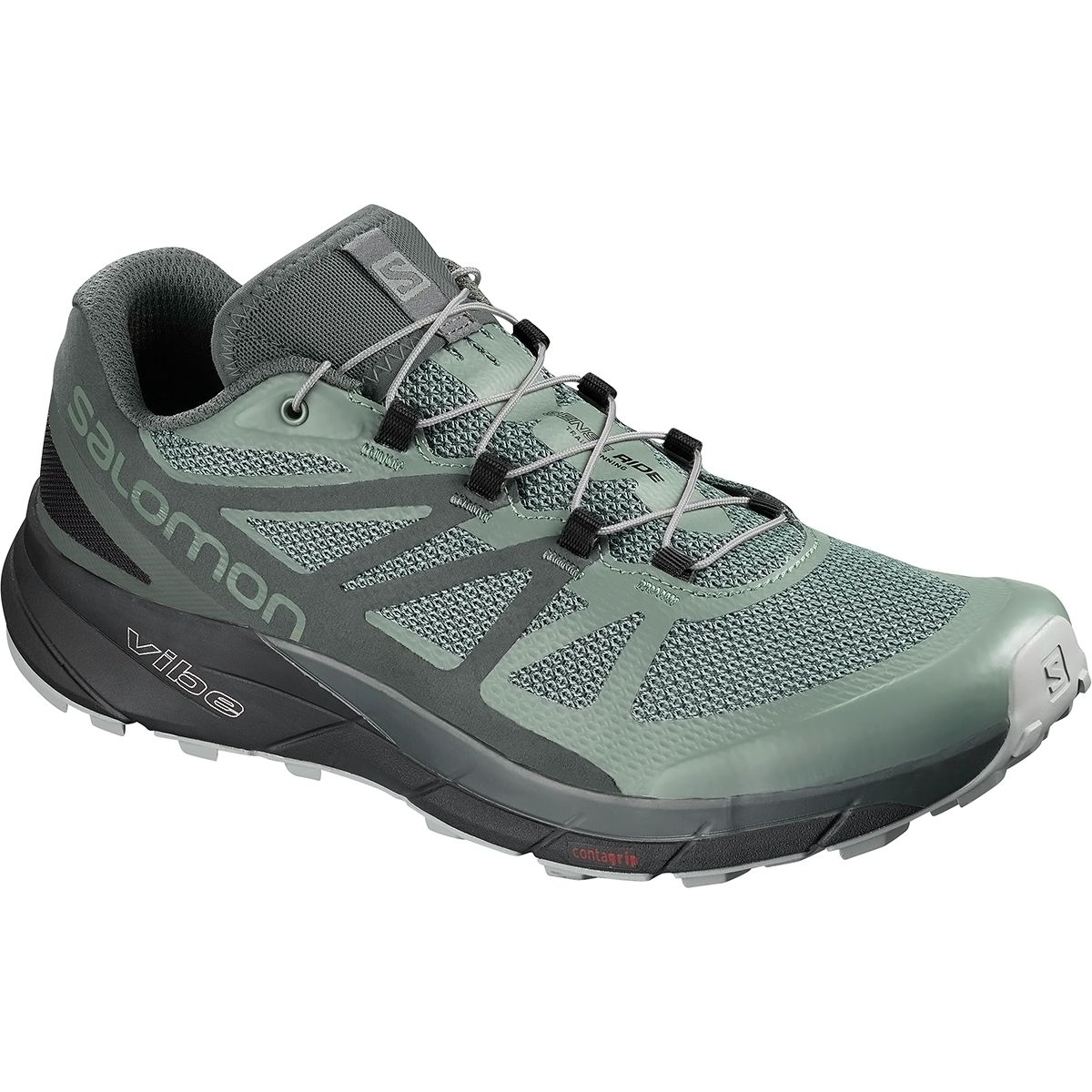 photo: Salomon Sense Ride GTX Invisible Fit trail running shoe