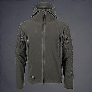 photo: TAD Ranger Hoodie fleece jacket