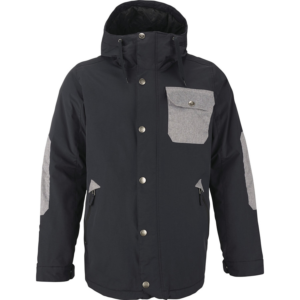 Burton The White Collection Primetime Insulated Jacket