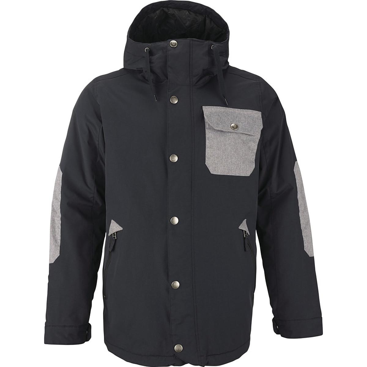 Burton The White Collection Primetime Insulated Jacket