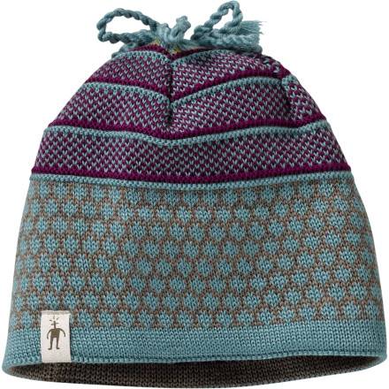 photo: Smartwool Kids' Popcorn Cable Hat winter hat