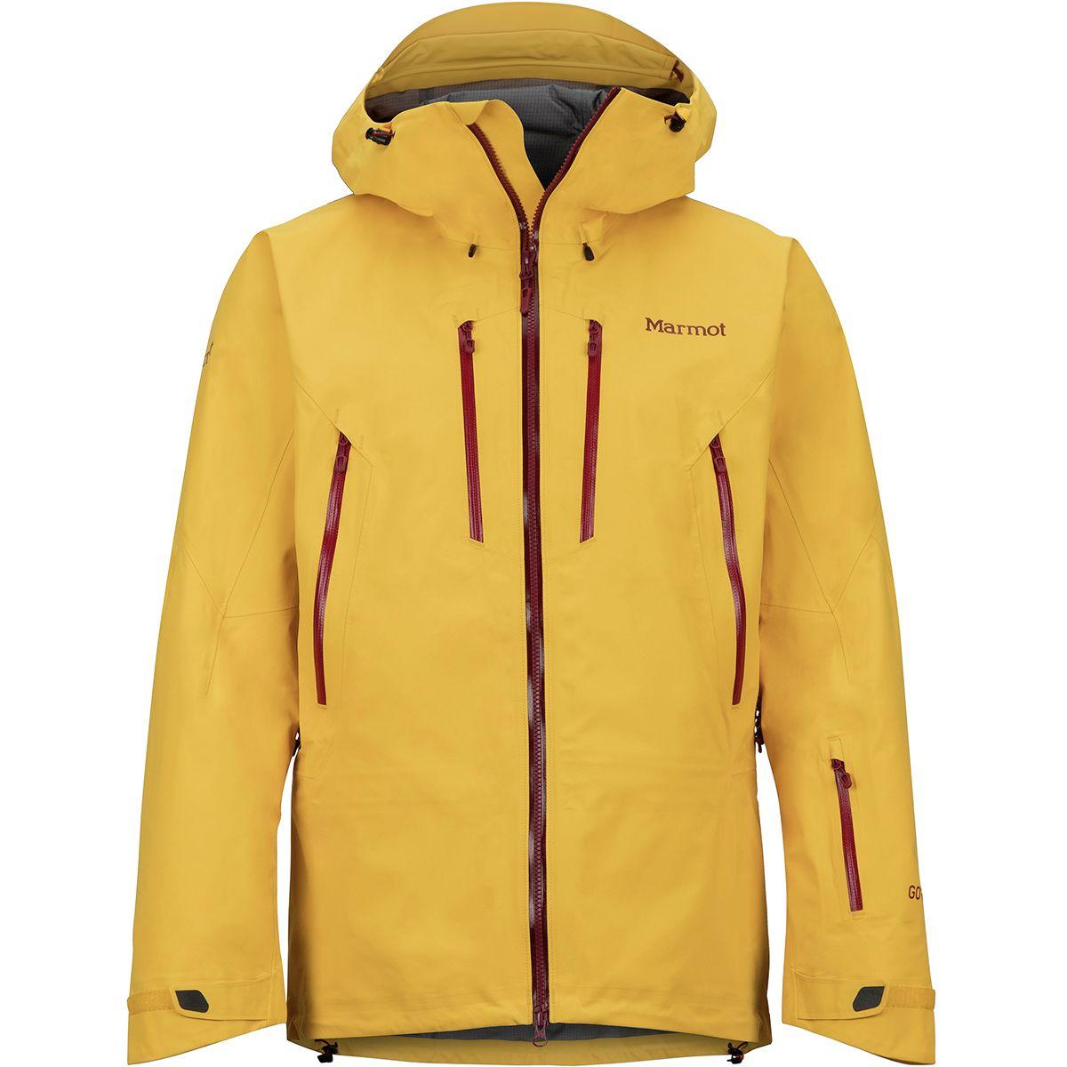 photo: Marmot Alpinist Jacket waterproof jacket