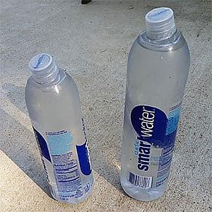photo:   Smartwater Bottles water bottle