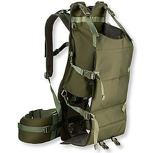 photo: L.L.Bean Hunter's Carryall Pack external frame backpack