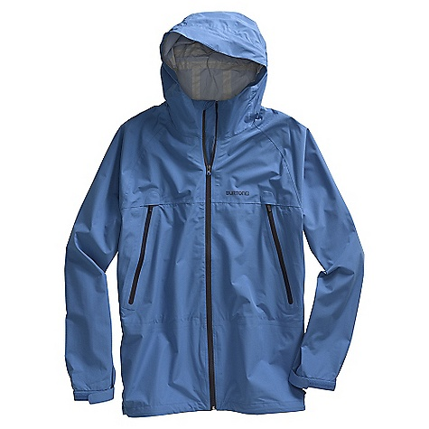 photo: Burton 2.5 Layer Slick Rain Jacket waterproof jacket