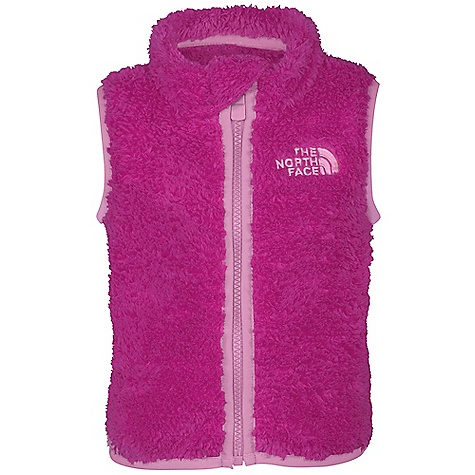 photo: The North Face Plushee Vest fleece vest