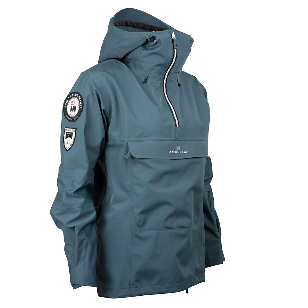 photo: Amundsen Sports Amundsen Peak Anorak waterproof jacket