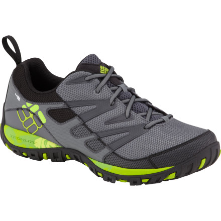 photo: Columbia Pathgrinder OutDry trail shoe
