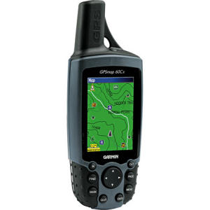 photo: Garmin GPSMap 60Cx handheld gps receiver