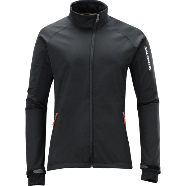 photo: Salomon Active IV Softshell Jacket soft shell jacket