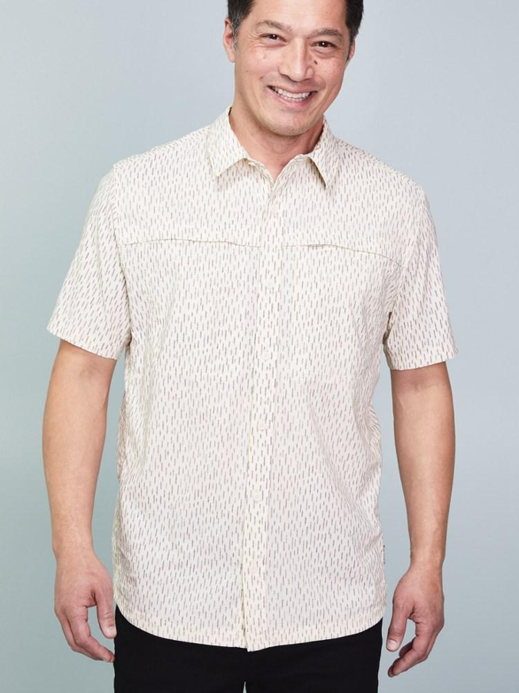 photo: REI Kids' Sahara Plaid Shirt hiking shirt