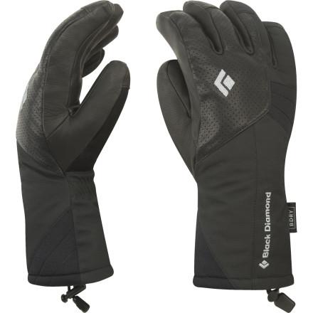 photo: Black Diamond Women's Squad Glove insulated glove/mitten