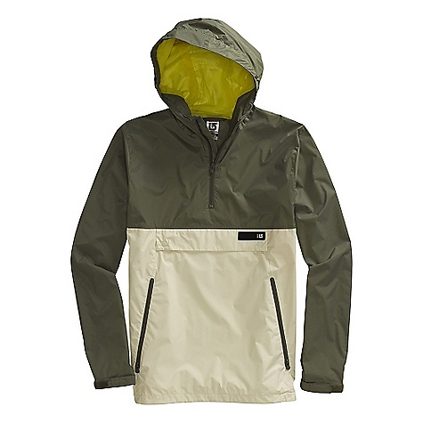 photo: Burton 2L Crick Jacket waterproof jacket