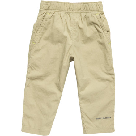 photo: Columbia Kids' Bug Shield Pant hiking pant