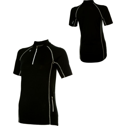 Stoic Merino Bliss Shirt - Short-Sleeve