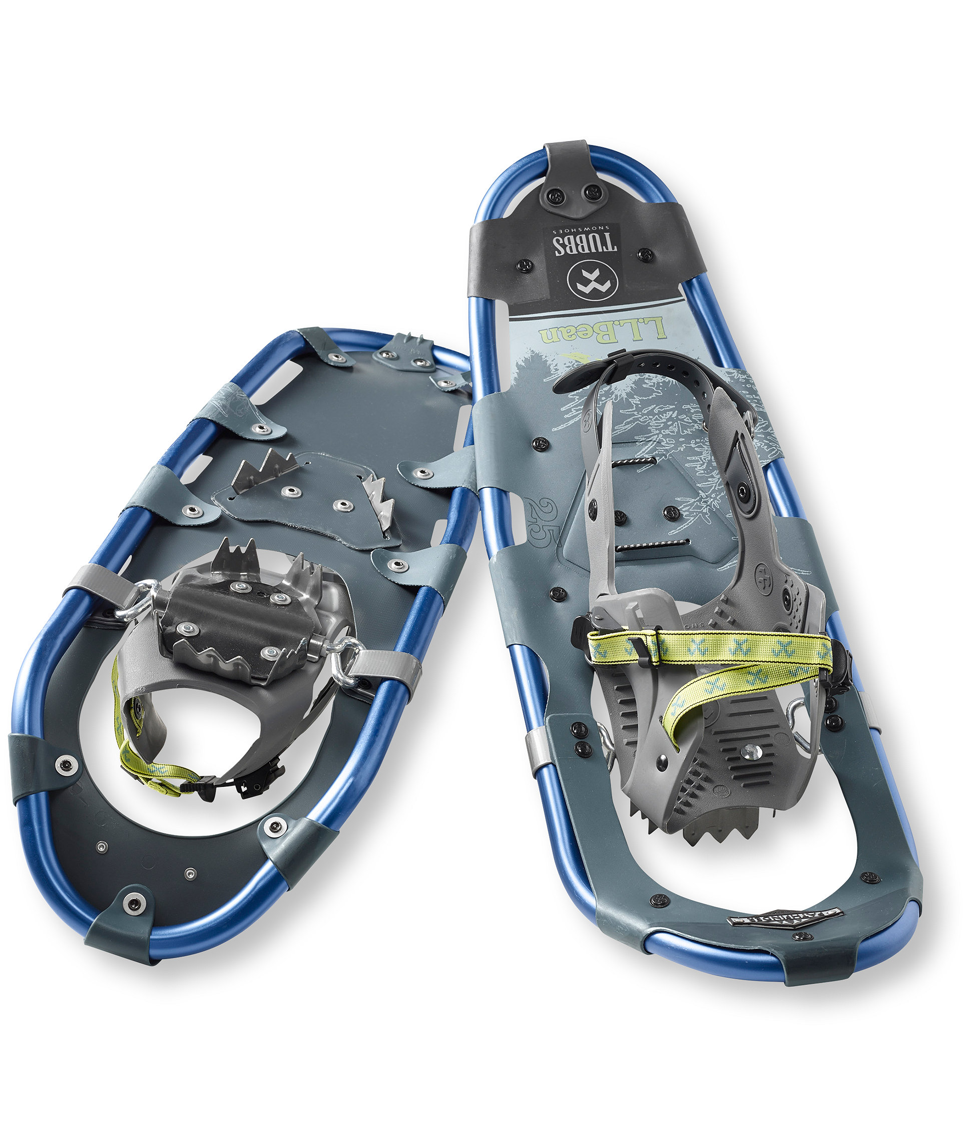photo: L.L.Bean Men's Pathfinder Snowshoe hiking snowshoe
