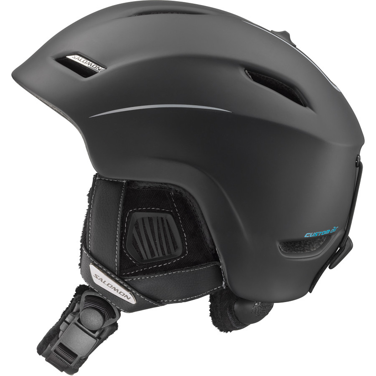 photo: Salomon Phantom 10 Custom Air Ski Helmet snowsport helmet