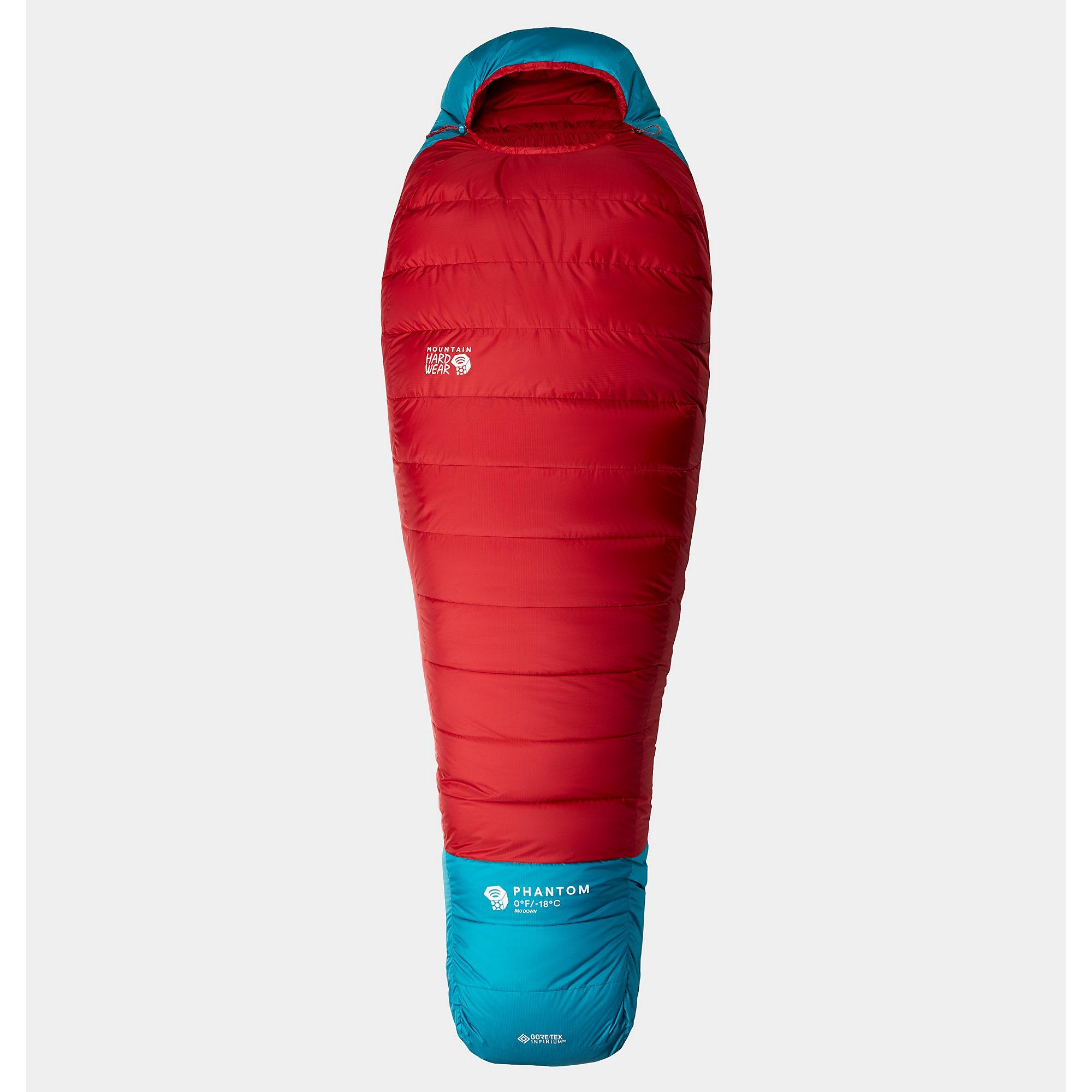 photo: Mountain Hardwear Phantom 0° 3-season down sleeping bag