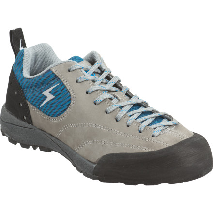 photo: evolv Men's Bolt approach shoe