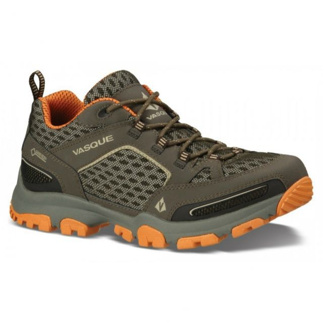 photo: Vasque Inhaler Low GTX trail shoe