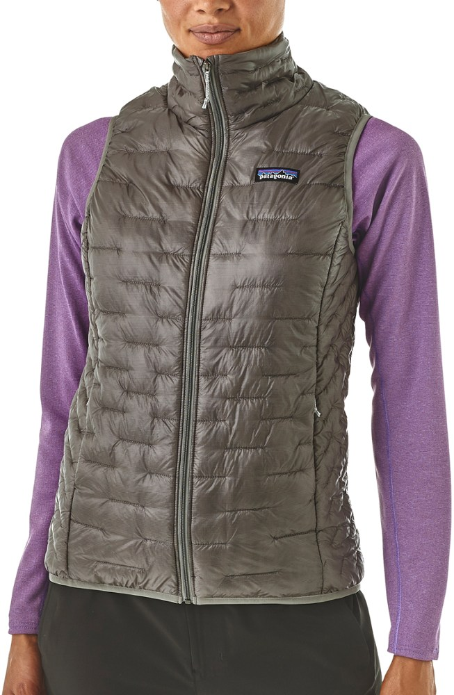 photo: Patagonia Men's Micro Puff Vest synthetic insulated vest
