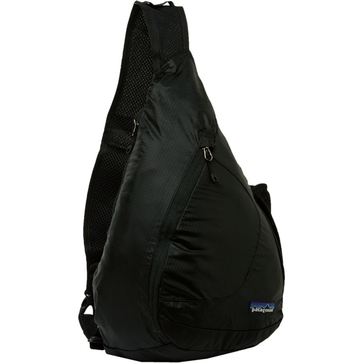 photo: Patagonia Lightweight Travel Sling daypack (under 2,000 cu in)