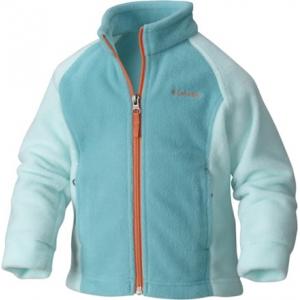 photo: Columbia Girls' Benton Springs Fleece fleece jacket