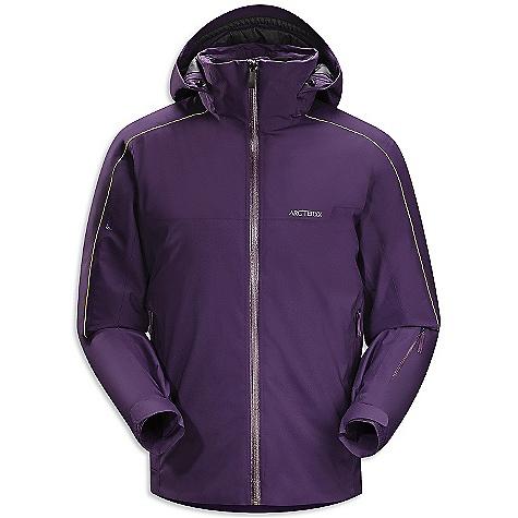 photo: Arc'teryx Ventii Jacket snowsport jacket
