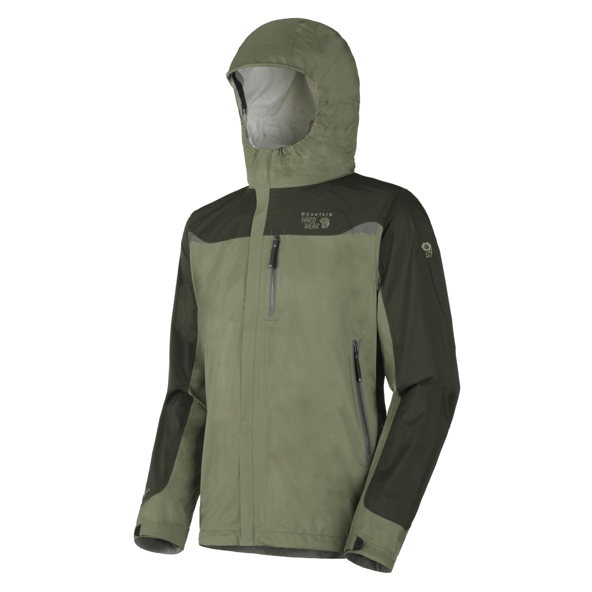 photo: Mountain Hardwear Stretch Cohesion Jacket waterproof jacket
