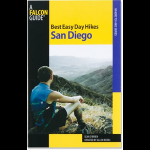 photo: Falcon Guides Best Easy Day Hikes - San Diego us pacific states guidebook