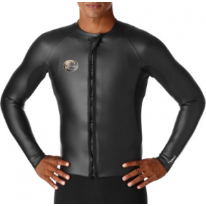 photo: O'Neill O'riginal GBS Front-Zip long sleeve paddle jacket