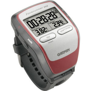 photo: Garmin Forerunner 305 gps watch