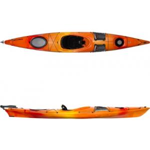 photo: Wilderness Systems Tsunami 140 with Rudder touring kayak
