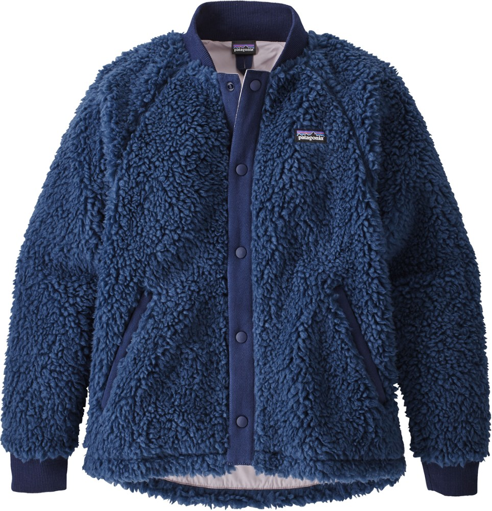 photo: Patagonia Retro-X Bomber Jacket fleece jacket