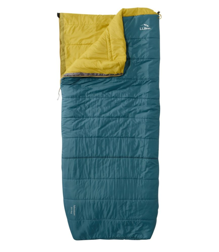 L.L.Bean Adventure Sleeping Bag Rectangular 25F