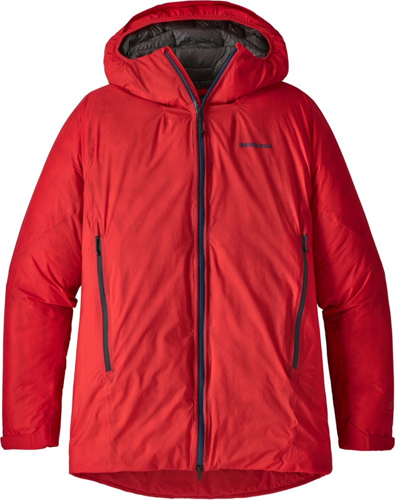 photo: Patagonia Micro Puff Storm Jacket synthetic insulated jacket