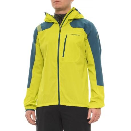 photo: La Sportiva TX Light Jacket soft shell jacket
