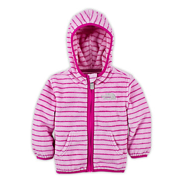 The North Face Striped Buttery Fleece Jacket
