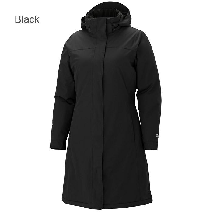 photo: Marmot Metro Coat synthetic insulated jacket