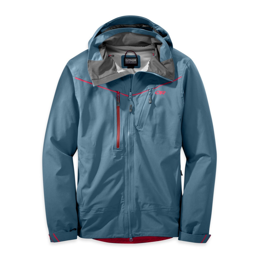 photo: Outdoor Research Men's Skyward Jacket snowsport jacket
