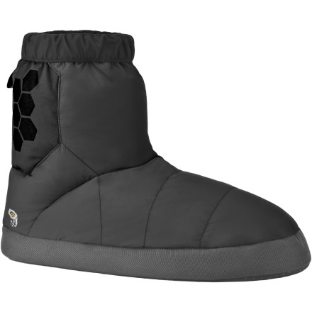 photo: Mountain Hardwear Hunker Down Bootie bootie